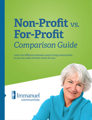 Non-profit vs. For-Profit Comparison Guide Cover